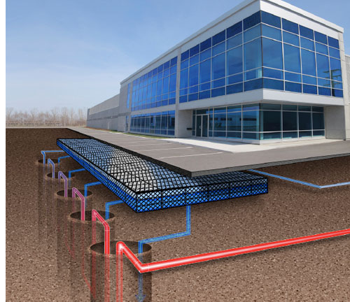 Residential Geothermal Heating and Cooling - Blackall Mechanical
