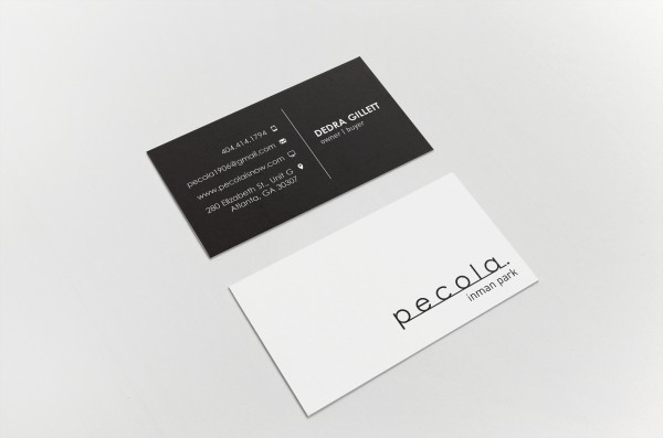 What Your Business Card Says About You Black Bear Design