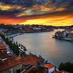Free Download Wallpaper 3d For Blackberry Enchanting Porto For 1440x1440 Hd Wallpaper Free