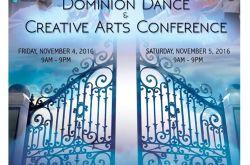 Dominion Dance & Creative Arts Conference
