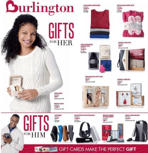 Burlington Black Friday 2015 Ad - Page 3