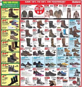 dunhams sports black friday ad scan - page 5