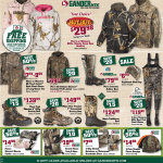 gander mountain black friday ad scan - page 14