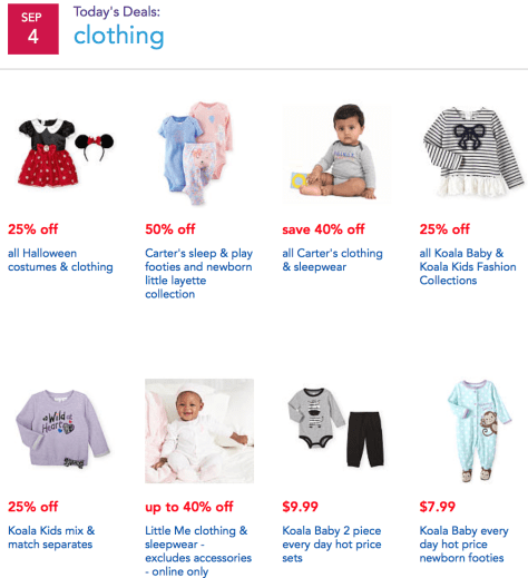 Babies R Us Labor Day Sale 2015 - Page 6