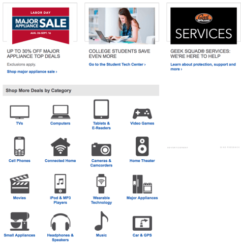Best Buy Labor Day Sale 2015 - Page 10