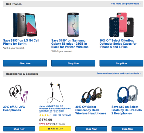 Best Buy Labor Day Sale 2015 - Page 8