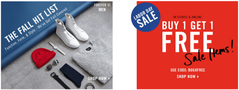 Forever 21 Labor Day Sale 2015 - Page 2