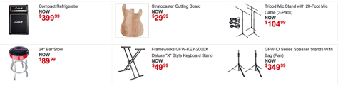 Guitar Center Labor Day Sale 2015 - Page 5
