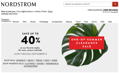 Nordstrom Labor Day Sale 2015 - Page 1