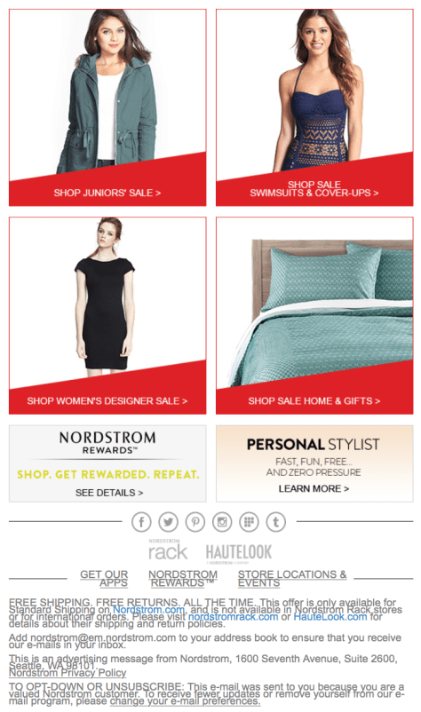 Nordstrom Labor Day Sale - Page 2