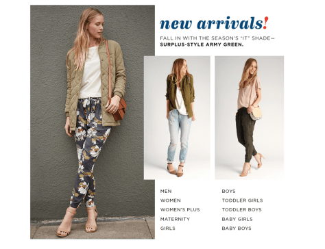 Old Navy Labor Day Sale 2015 - Page 3
