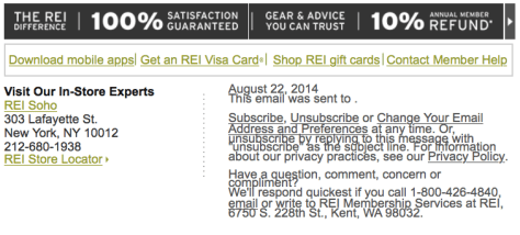 REI Labor Day Sale - Page 2