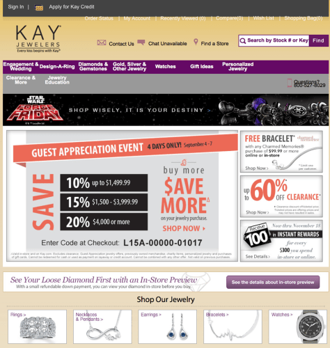 Kay Labor Day Sale 2015 - Page 1