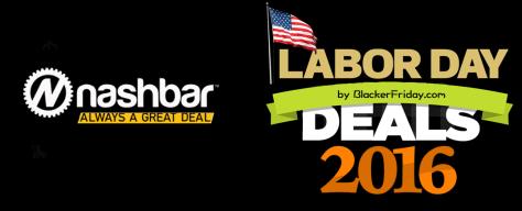 Nashbar Labor Day Sale 2016
