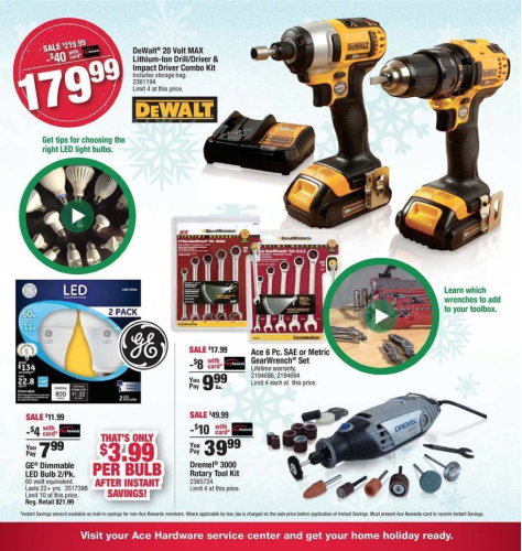 Ace Black Friday 2015 Ad - Page 4
