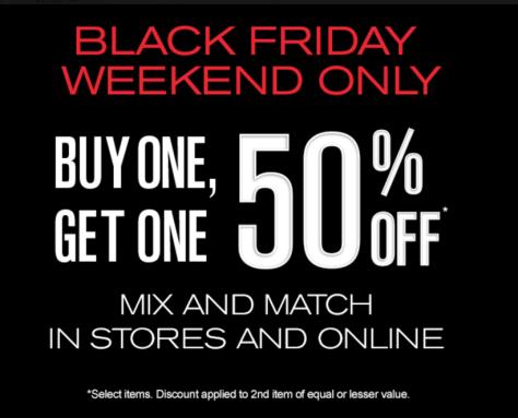 Brookstone Black Friday Ad - Page 1