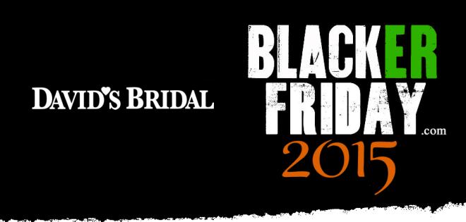Davids Bridal Black Friday 2015 Deals
