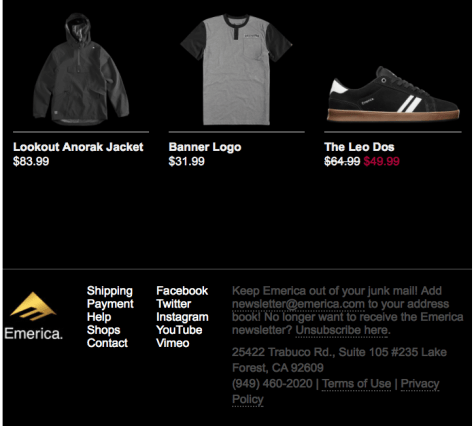 Emerica Black Friday Ad - Page 2