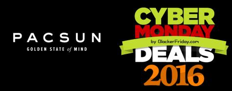 Pacsun Cyber Monday 2016