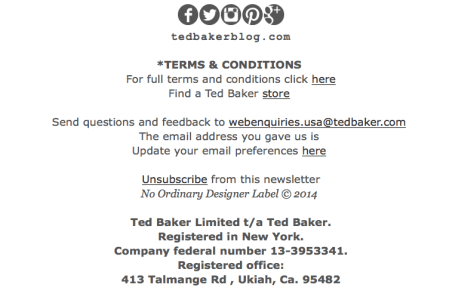 Ted Baker Cyber Monday Ad - Page 2
