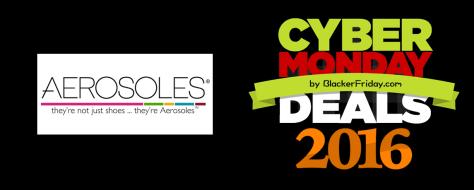 Aerosoles Cyber Monday 2016