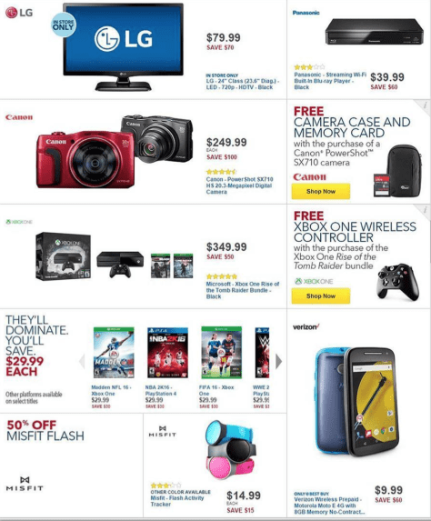 Best Buy Black Friday 2015 Ad - Page 3