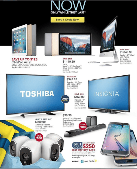 Best Buy Black Friday 2015 Ad - Page 5