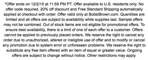 Bobbi Brown Cyber Monday 2015 Ad - Page 2