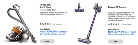 Dyson Black Friday 2015 Ad - Page 6