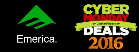Emerica Cyber Monday 2016