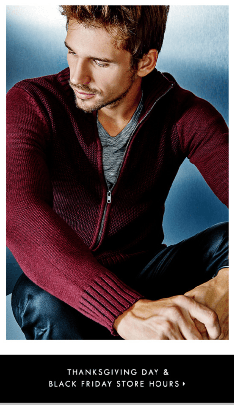 Guess Black Friday 2015 Ad - Page 3