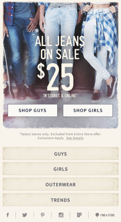 Hollister Co Cyber Monday Ad - Page 2