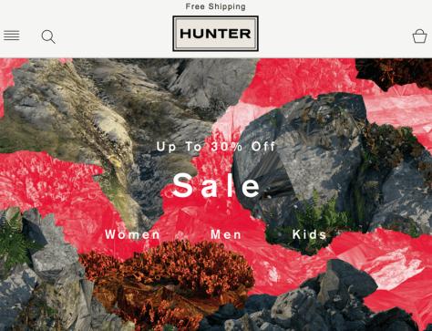 Hunter Black Friday 2015 Ad - Page 1