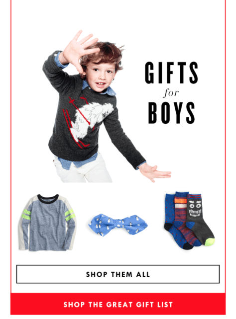 JCrew Black Friday 2015 Flyer - Page 4