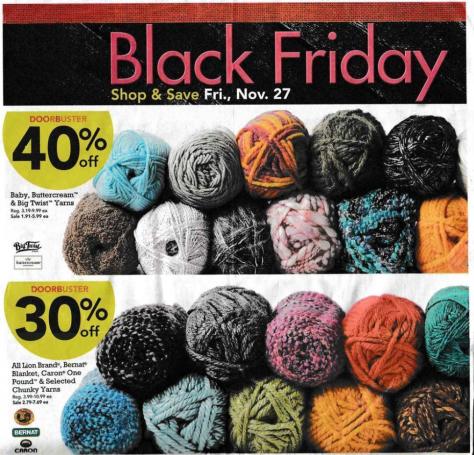 Jo Ann Fabrics Black Friday 2015 Ad - Page 3