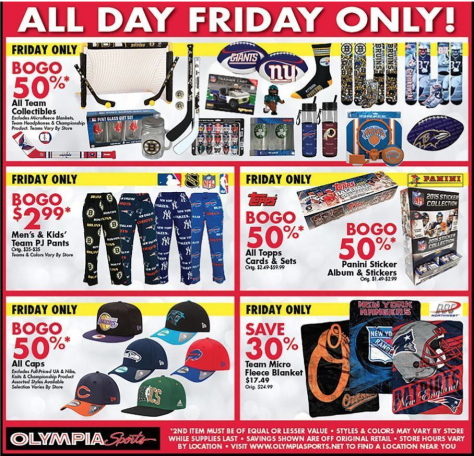 Olympia Sports Black Friday 2015 Ad - Page 7