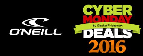 Oneill Cyber Monday 2016