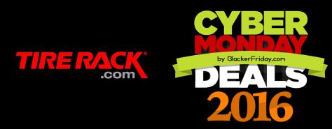 Tire Rack Cyber Monday 2016