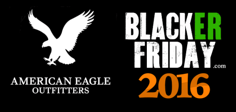 American Eagle Outfitters Black Friday 2016