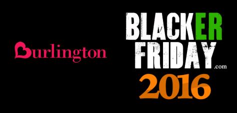 Burlington Black Friday 2016