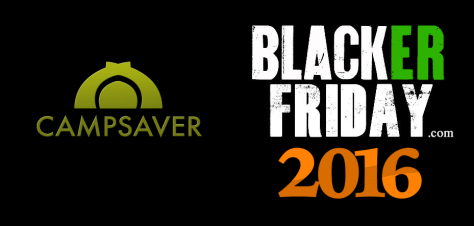 Campsaver Black Friday 2016