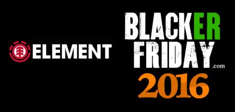 Element Black Friday 2016
