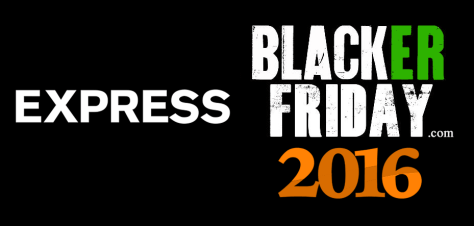 Express Black Friday 2016