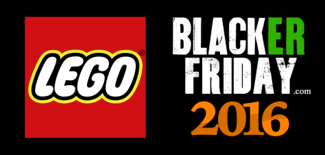 Lego Black Friday 2016