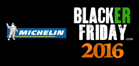 Michelin Black Friday 2016