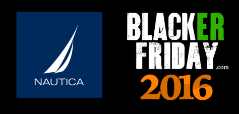 Nautica Black Friday 2016
