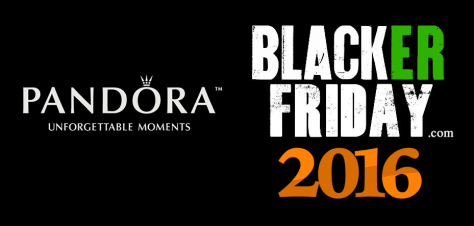 Pandora Black Friday 2016