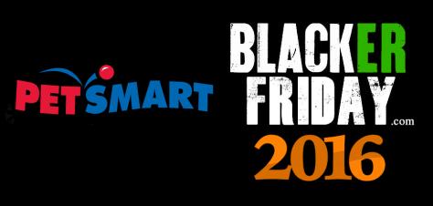 Petsmart Black Friday 2016