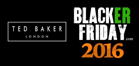 Ted Baker Black Friday 2016
