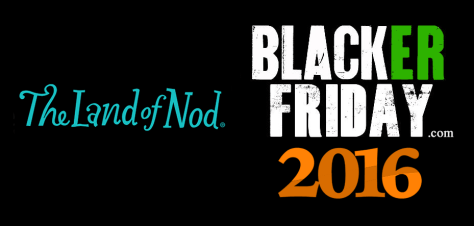 The Land of Nod Black Friday 2016